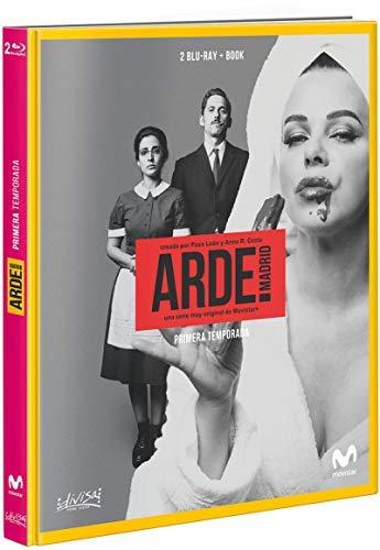 Arde Madrid - Complete Series (2018) (Blu-Ray)