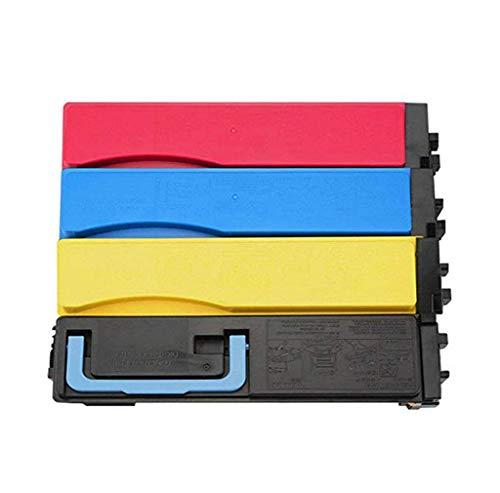 Compatible con Kyocera TK-573 Toner Cartucho Reemplazable De Alto Rendimiento para El Cartucho De Tinta FS-C5400 P7035cdn Color Láser Todo En Uno Impresora,1set