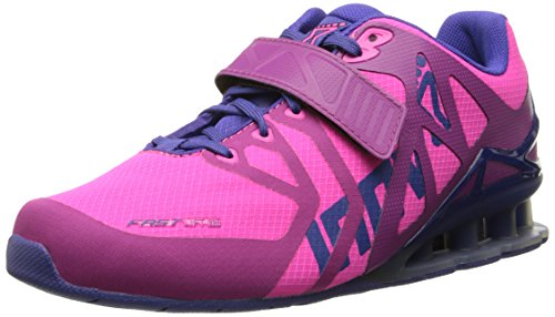 Inov-8 Women's Fastlift 335  Cross-Training Shoe,Pink/Purple/Blue,8 E US