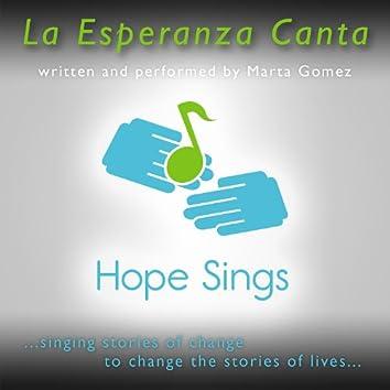 Hope Sings - Single