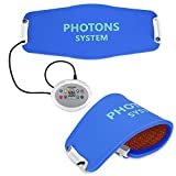Endim New Phototherapy Mask, LED Photon Therapy Mask, Can Be Timed Three-Color...