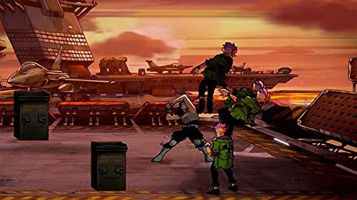 41HjraLd rL. SL500  - Streets of Rage 4 - Anniversary Edition - PlayStation 4