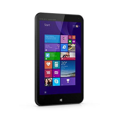 HP Stream 7 Tablet 32 GB Windows 8.1 Signature Edition, Black