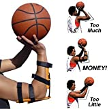 Bandit Basketball Shooting Trainer Muscle Memory Elbow Guide