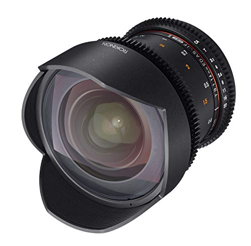 Rokinon Cine DS DS14M-NEX 14mm T3.1 ED AS IF UMC...