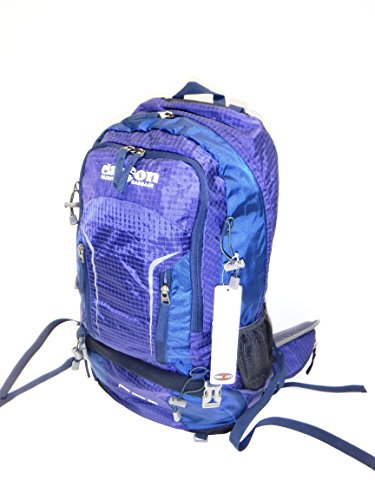 ZAINO RYANAIR TREKKING-Zainetto bagaglio a mano/da cabina, approvato.Zaino ESCURSIONI leggero idoneo Bagaglio Cabina Easyjet Ryanair (BLU)
