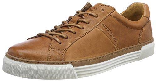 camel active Herren Racket 17 Sneaker, Braun (Scotch), 44.5 EU