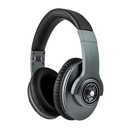 HSKB Gaming headset, draadloze opvouwbare sport in ear oortelefoon 4.1 stereo geluid over ear noise cancelling hoofdtelefoon met microfoon voor PC, MAC, Playstation 4, Xbox One, Android en iPhone
