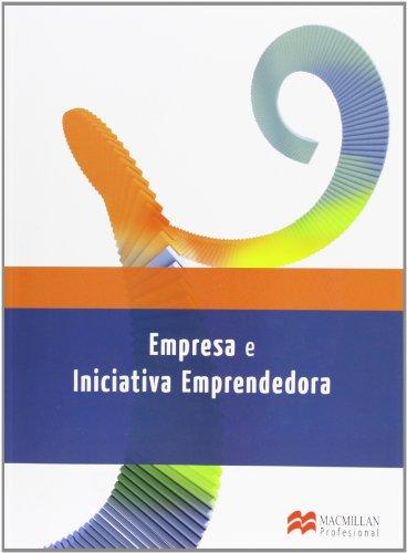 EIE Empresa e Iniciativa Emprendedora 13 (Transversales)
