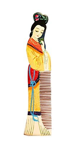 Peigne En Bois/Meilleur Choix De Cadeau Donner/Style Chinois(Beauté)