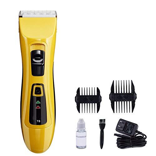 Tiazza Hair Clipper Men'S Hair Clipper Men'S Cordless Trimmer Professional Electric Charging-Standard