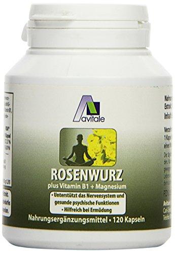 Avitale Rosenwurz Kapseln 200 mg, 1er Pack (1 x 66 g)