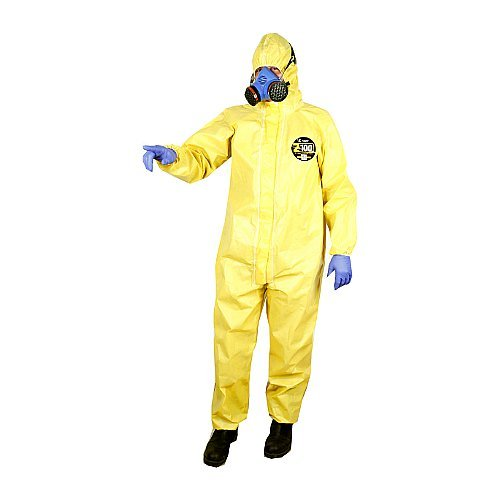 SIR SAFETY SYSTEM SPA UNIPERSONALE, Breaking Bad Kostüm Anzug XL