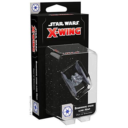 Fantasy Flight Games- SW X-Wing 2.0 - Bombardero droide Clase Hiena, Color (SWZ41ES)