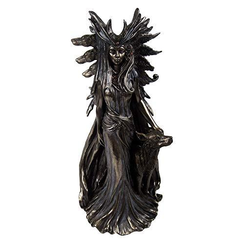 Hecate Hekate die Göttin der Magie & Nekromantie, die Wächterin der Tore zwischen den Welten