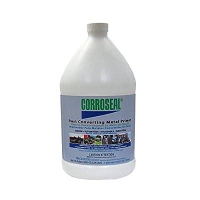 Corroseal Water-Based Rust Converter Metal Primer