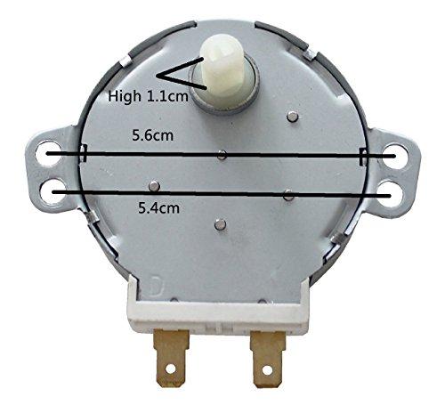 Microwave turntable motor 6 RPM TYJ50-8  E199324