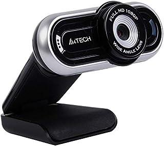 A4TECH PK-920H 1080p Full-HD WebCam (Black Silver)