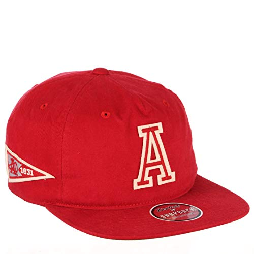 NCAA Zephyr Alabama Crimson Tide Mens Archive Vault Collection Snapback Hat, Adjustable, Primary Team Color