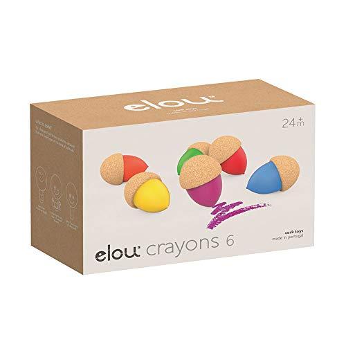 Elou Introducing Cork Lda -  ELOU Crayons 100%