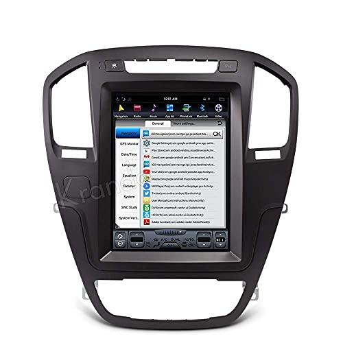 Autoradio Android 7.1 10.4' Vertical screen per Buick Regal per opel insignia 2009-2013