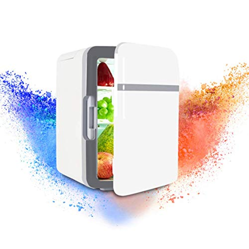 XKCQC 10 L car Mini Refrigerator, Cool and Warm Dual use, 12V Vehicle Voltage. Travel, self-Driving Tour, Camping, picnics The Best Choice for Summer