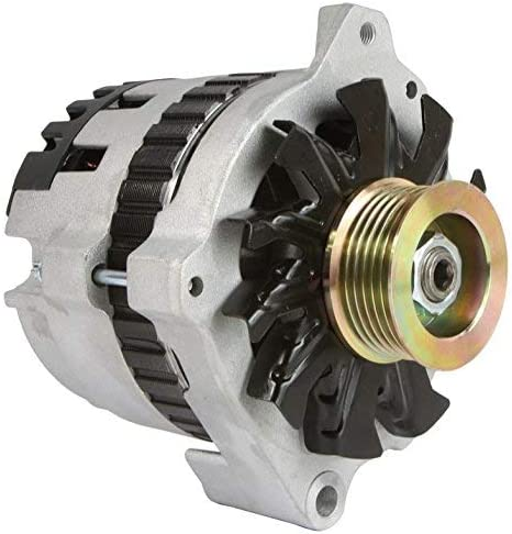 Indefinitely New Alternator Compatible with 12V CS130 105A Delco Max 56% OFF D