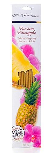 Incense Sticks, Passion/Pineapple, 20/Pk