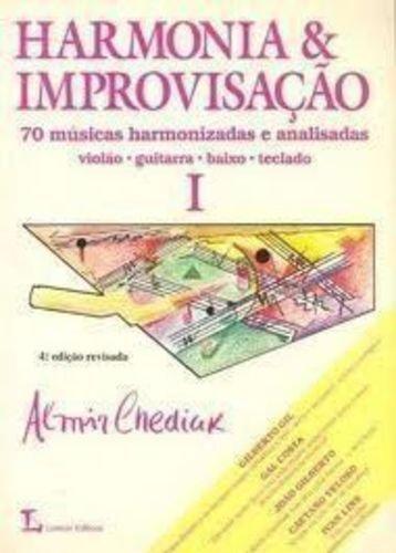 Harmonia E Improvisacao - Volume 1