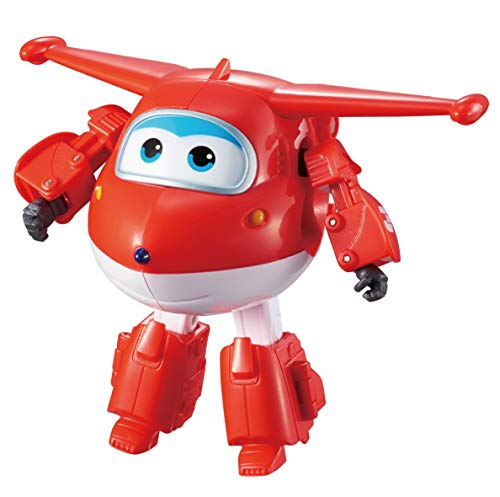 Auldeytoys YW710210 Super Wings Transforming Jett Spielzeugfigur