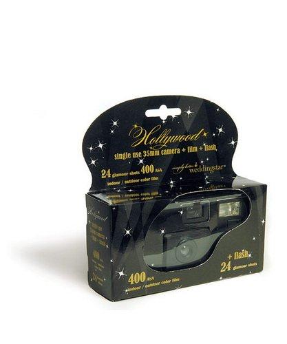 Hollywood Design Single Use Camera Style 8672