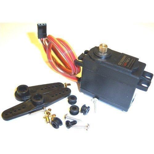 BSD GS-5509MG 9kg High Torque Throttle Steering RC Servo Metal Gears