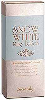 Snow White Milky Lotion, 120 g