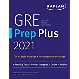 GRE Prep Plus 2021: Practice Tests + Proven Strategies + Online + Video + Mobile (Kaplan Test Prep) (English Edition)