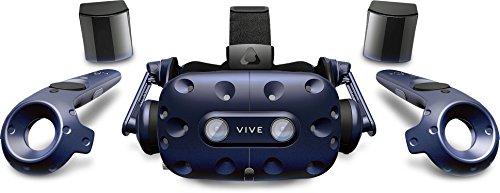 Sistema di cuffie di realtà virtuale di vantaggio VR di HTC Vive Pro Enterprise per uso commerciale