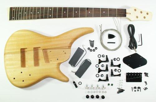 Cherrystone 4260180886214 kompletter Bausatz für 5 saiter Bass