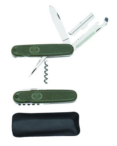 BW TASCHENMESSER BUNDESWEHR Army Knife mit Adler