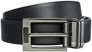 Tarocash Men's Peaks Reversible Belt Black/Tan 30 Sizes 32-46 for Going Out Smart Occasionwear Belts