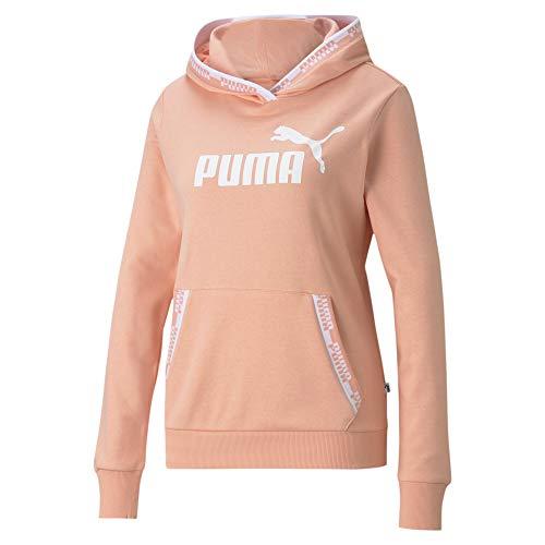 Puma Womens 585910-26_S sweatshirts, apricot, S