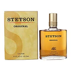 It is recommended for evening wear Stetson is a rich blend of rugged woods and spices Introduced in the year 1981, by the design house of Coty