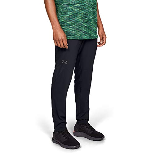Under Armour Vanish Woven Pant Pantalon Homme, Noir, XXL