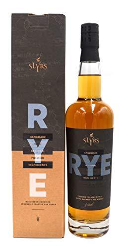 Slyrs Bavarian Rye Whisky (1 x 700 ml)