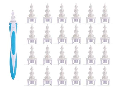 SensOreil Appareil pour Nettoyer Oreilles 24 Recharges