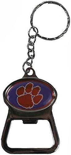 buena calidad Clemson Tigers Key Chain & Bottle Bottle Bottle Opener by Stockdale  Seleccione de las marcas más nuevas como