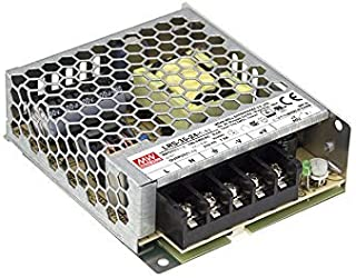 Meanwell Switching Power Supply LRS-35-24, AC-DC, 24V@1.5A, 85 ~ 264VAC, Mean Well LRS Series Transformer