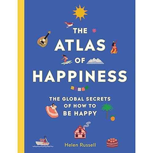 The Atlas of Happiness  By  cover art