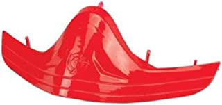 Triple 9 Optics Nose Beaks for Saint and Switch Snow Goggles - Red Long 37-2564R