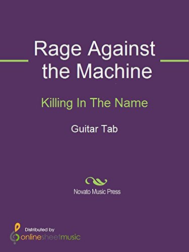 Killing In The Name (English Edition)