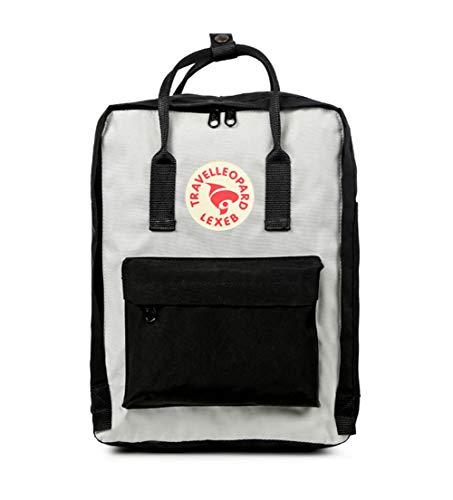 0 ssm trekking rucksack, farbe: grau black & amp; grau 38 * 27 * 13 cm / 16l