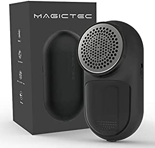 Magictec Rechargeable Fabric Shaver, Lint Remover Sweater Defuzzer Lints Fuzzs Pills..